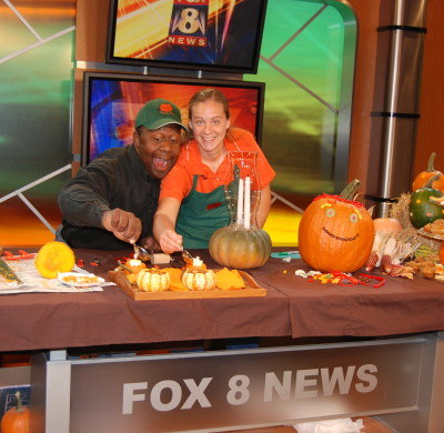 Pumpkins with Kenny and Fox 8
