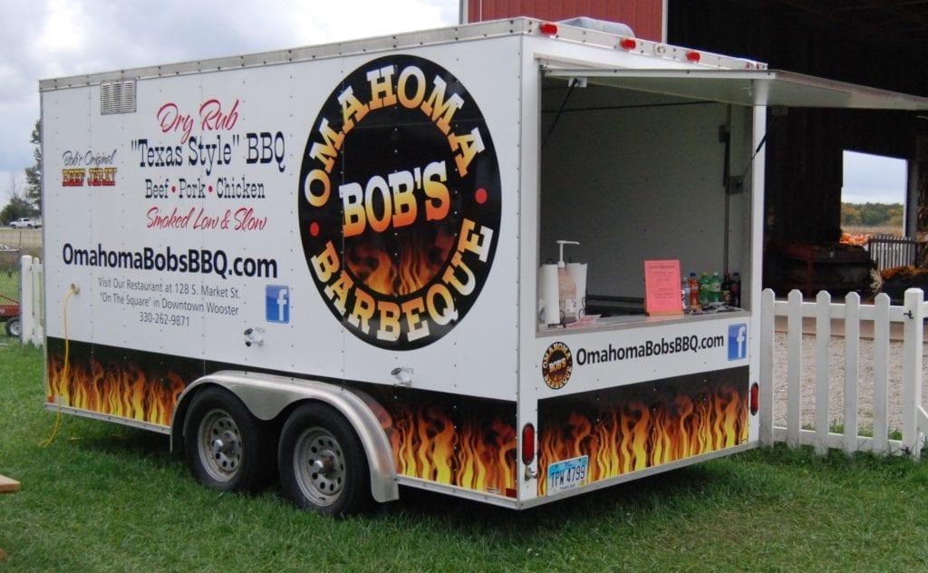 Omahoma Bob's Barbeque