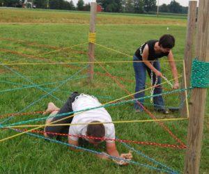 Rope Maze