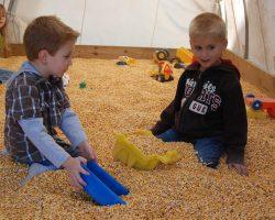 Conestoga Corn Wagon