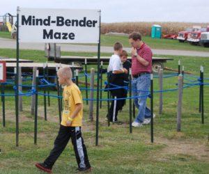 Mind-Bender Maze