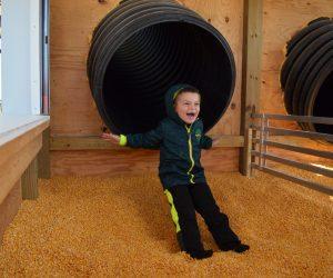 Corn Crib Chutes
